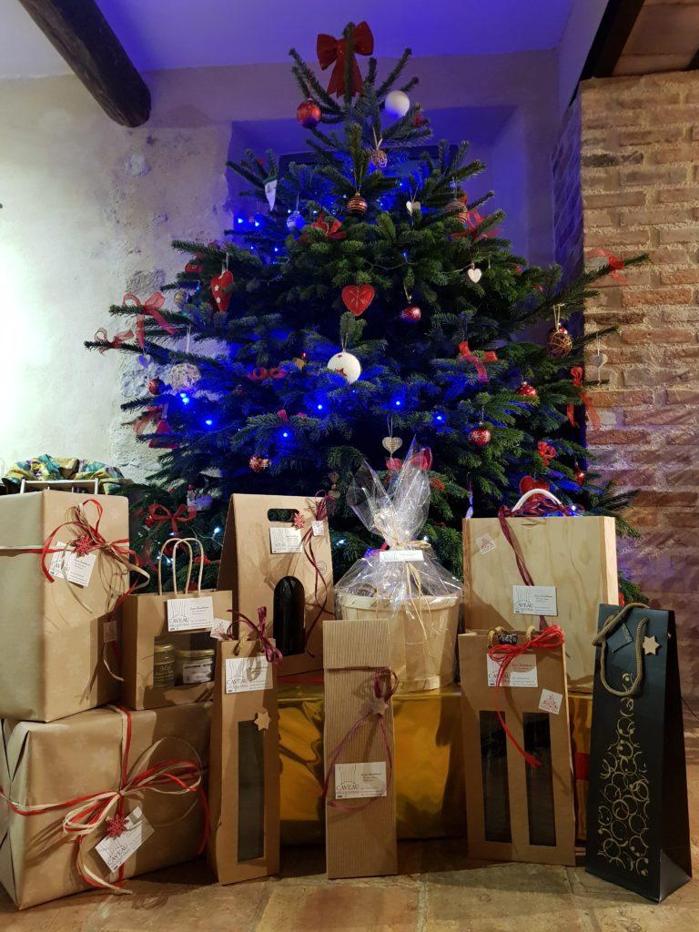 Pour Noël, ne cherchez plus ! Offrez du vin de Vacqueyras