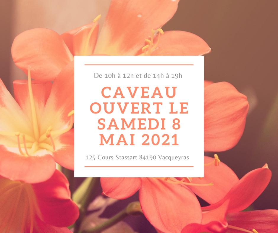 Ouverture le 8 mai 2021